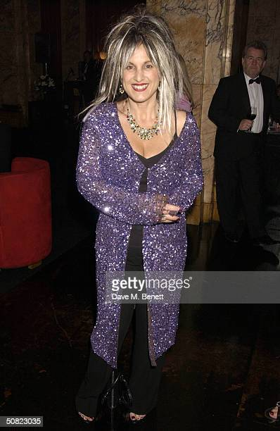 """Elizabeth Emanuelle attends the afterparty following the press night for """"Beautiful And Damned,"""" a new musical based on the lives of American..."""