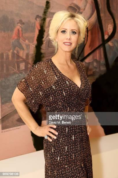 Elizabeth Esteve attends Pace Gallery Celebrates Julian Schnabel at 6 Burlington Gardens on May 16 2018 in London England