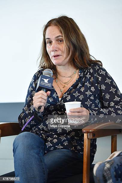 Elizabeth Giamatti attends the Morning Coffee event during the 20th Annual Nantucket Film Festival Day 4 on June 27 2015 in Nantucket Massachusetts
