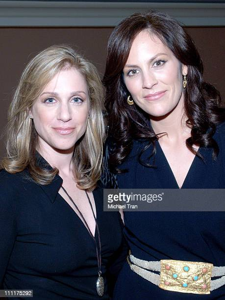 Elizabeth Guber Stephen executive producer Brotherhood and Annabeth Gish