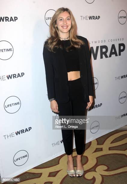 Elizabeth Guest arrives for TheWrap's Power Women Breakfast In Los Angeles #PowerWomen2017 held at Montage Beverly Hills on October 26 2017 in...