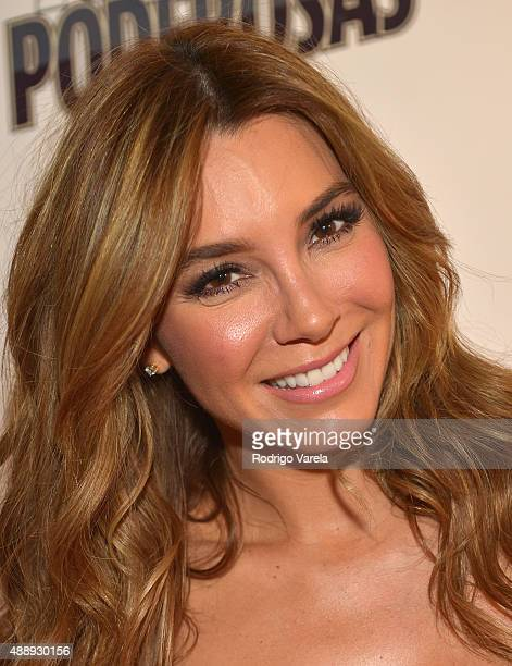 Elizabeth Gutierrez attends Las 25 Mujeres Mas Poderosas luncheon hosted by People En Espanol at Moore Elastika on September 18, 2015 in Miami,...