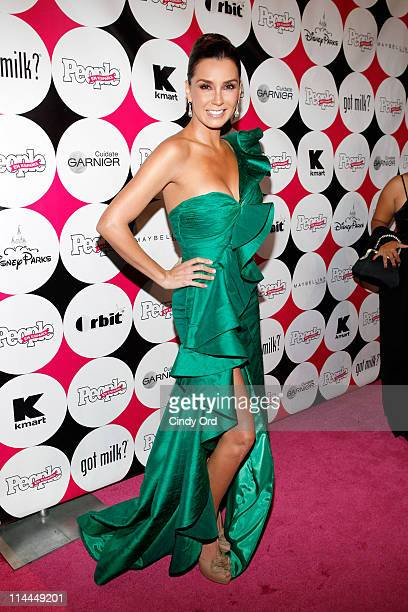 "Elizabeth Gutierrez attends the 15th annual People en Espanol ""50 Most Beautiful"" Issue Celebration at Guastavino's on May 19, 2011 in New York City."