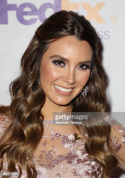 Elizabeth Gutierrez is seen at the 16th Annual FedEx/St. Jude Angels & Stars Gala on May 19, 2018 in Miami, Florida.
