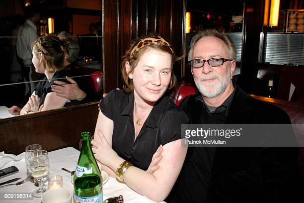 Elizabeth Hanks and Gary Goetzman attend Dinner Party for the Tastemaker Screening of STARTER FOR 10 at Odeon on February 13 2007 in New York City