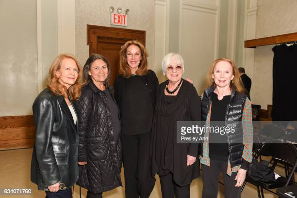 Elizabeth Harden Sharon Hoge CeCe Cord Linda Morse and Allegra Kent attend Youth America Grand Prix's First Position Club Presents Making of an...