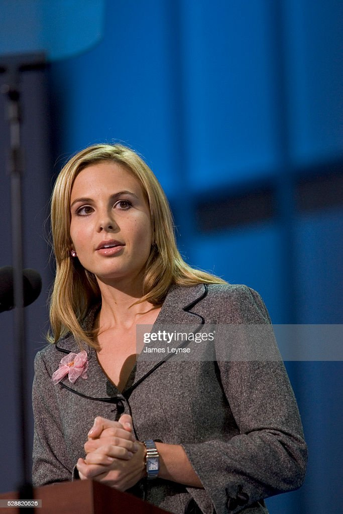 2004 RNC - Elizabeth Hasselback : News Photo