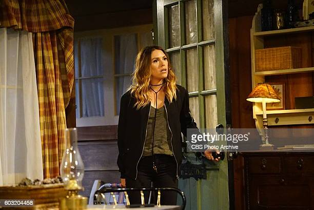 Elizabeth Hendrickson on the CBS series THE YOUNG AND THE RESTLESS scheduled to air on the CBS Television Network