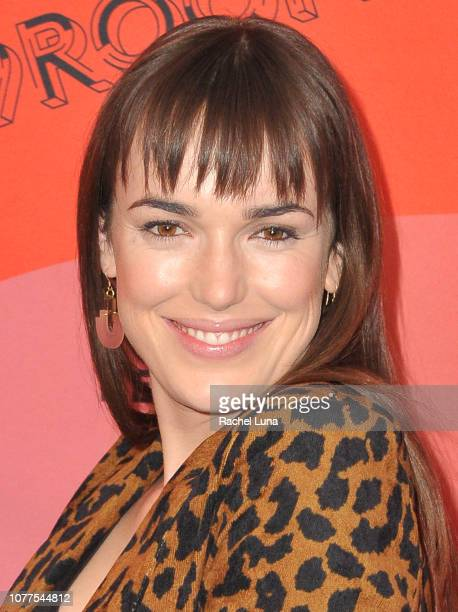 Elizabeth Henstridge attends Refinery29's 29Rooms Los Angeles 2018 Expand Your Reality at The Reef on December 04 2018 in Los Angeles California