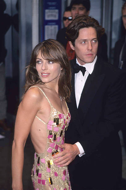 Hugh Grant with Elizabeth Hurley Archive Images Photos and ...
