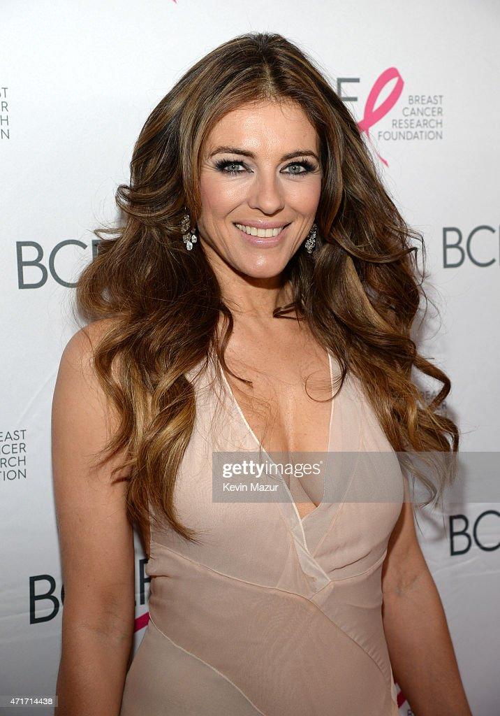 Breast Cancer Research Foundation's Hot Pink Party: The Pink Standard - Red Carpet