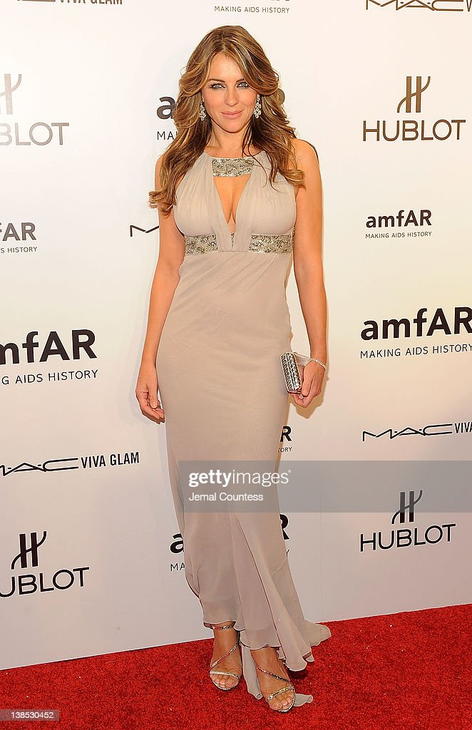 amfAR New York Gala To Kick Off Fall 2012 Fashion Week - Arrivals
