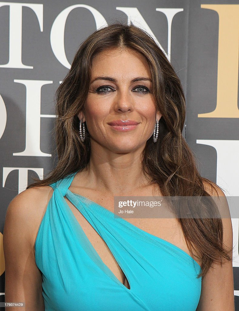 Actress And Model Liz Hurley Turns 50