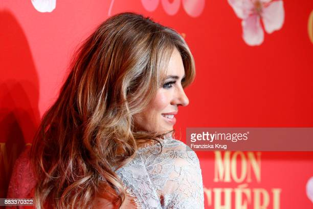 Elizabeth Hurley attends the Mon Cheri Barbara Tag 2017 at Postpalast on November 30 2017 in Munich Germany