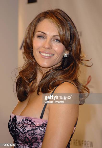 Elizabeth Hurley Stock Photos And Pictures Getty Images