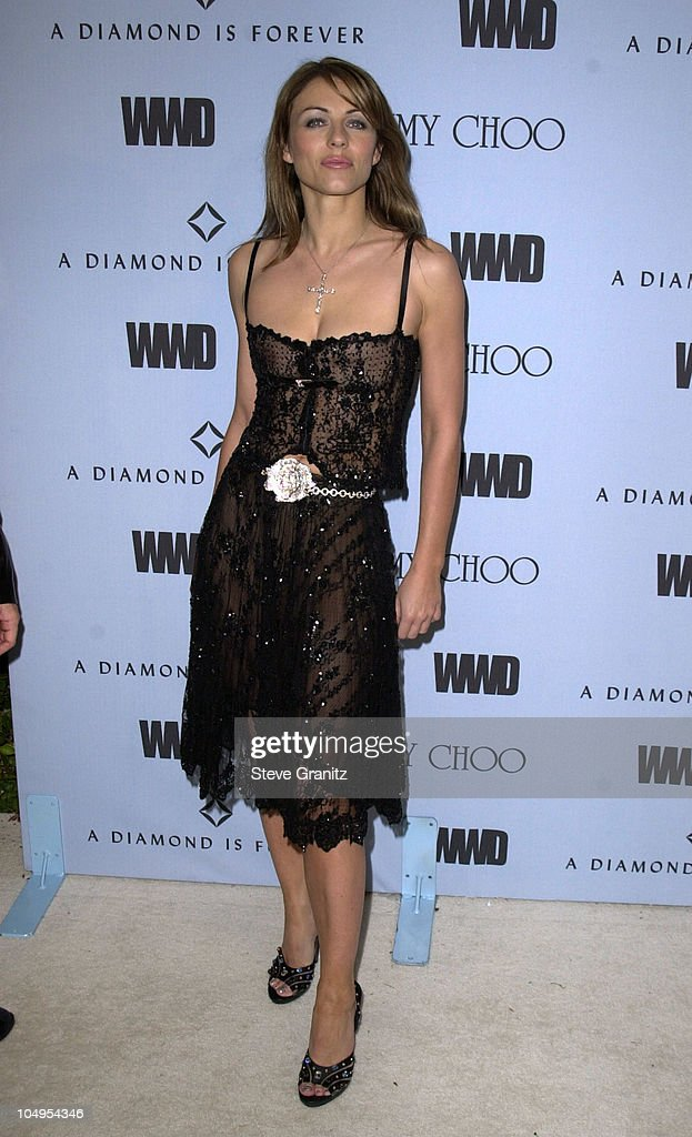 "WWD's first ""Black,White and Diamonds"" Pre-Oscar fashion bash"