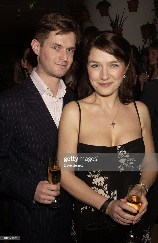 Elizabeth Hurley's Sister Kate Hurley & Boyfriend Henry, 'Two Weeks Notice' Movie Premiere At The, Warner West End London