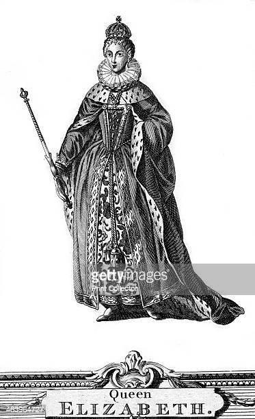 Elizabeth I of England Portrait of Queen Elizabeth I who reigned from 15581603