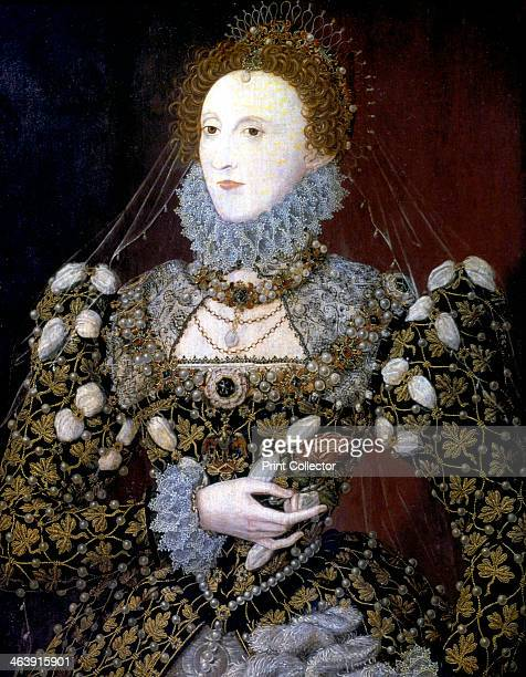 Elizabeth I Queen of England and Ireland 1575 The Phoenix portrait attributed to Nicholas Hilliard The last Tudor monarch Elizabeth I ruled from 1558...