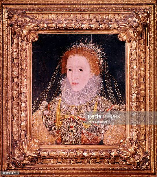 Elizabeth I Queen of England and Ireland from 1558 Flemish school portrait The last Tudor monarch Elizabeth I ruled from 1558 until 1603