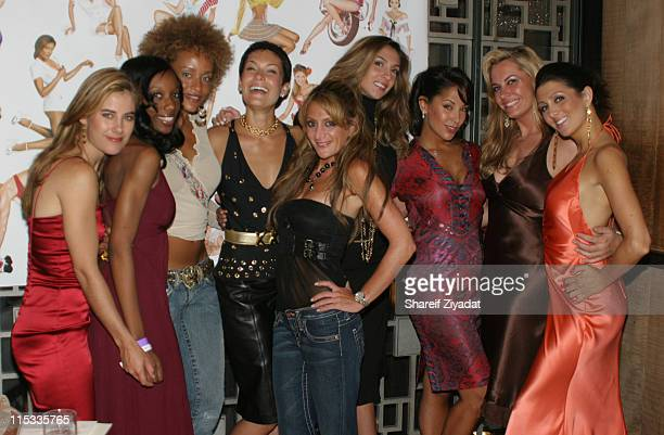 Elizabeth Jarosz Tara Dowdell Stacie J Maria Boren Heidi Bressler Katrina Campins Jennifer Crisafulli Kristen Kirchner and Erin Elmore