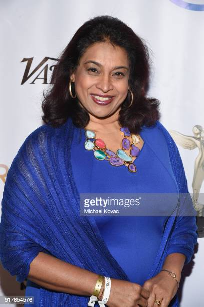 Elizabeth Koshy attends the Advanced Imaging Society 2018 Lumiere Awards presented by Dell and Cisco at Steven J Ross Theatre on February 12 2018 in...