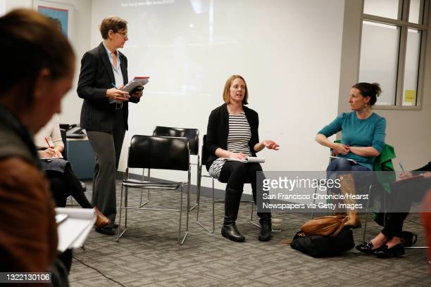 Elizabeth Kristen , Legal Aid At Work director gender equality and LGBT rights program; and Allison Elgart , civil rights attorney Equal Justice...