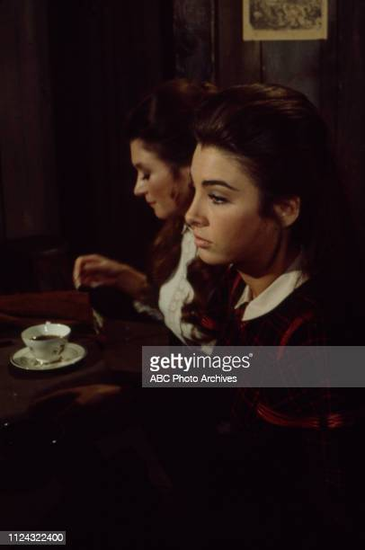 Elizabeth Lane Anne Archer appearing in the Walt Disney Television via Getty Images series 'Alias Smith and Jones' episode 'Shootout at Diablo...