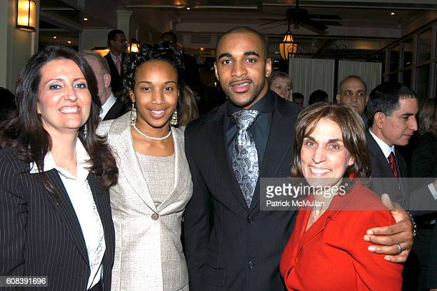 Elizabeth Lanza Leilah Tyree David Tyree and Joyce Mattera attend Children of the City 3rd Annual Gala Helps South Brooklyn's Youth Break Free from...