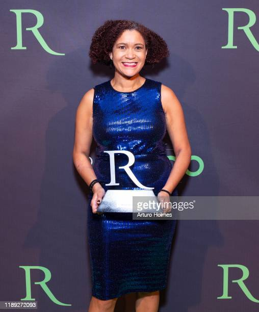 Elizabeth Lindsey attends 2019 ROOT 100 Gala at The Angel Orensanz Foundation on November 21 2019 in New York City