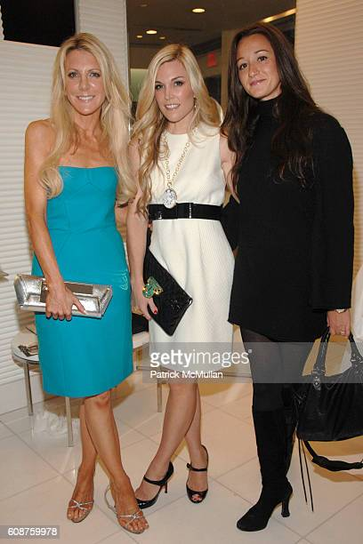 Elizabeth Loomis Tinsley Mortimer and Alexandra Osipow attend ROYAL CHIE 2007 by CHIE IMAI preview hosted by TINSLEY MORTIMER and CHIAKI IMAI at CHIE...