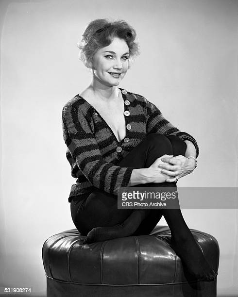 Elizabeth MacRae portrays Edna in the television program Rendezvous episode The Magic Touch Image dated February 6 1959 New York NY