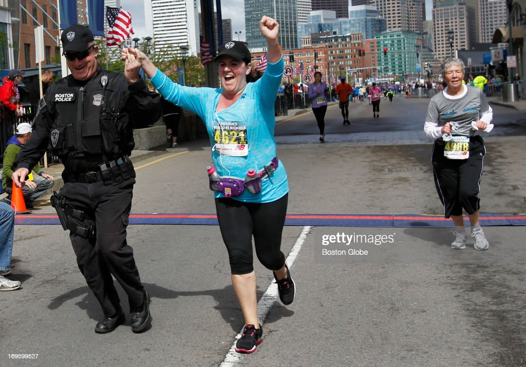 Boston\'s Run To Remember Pictures | Getty Images