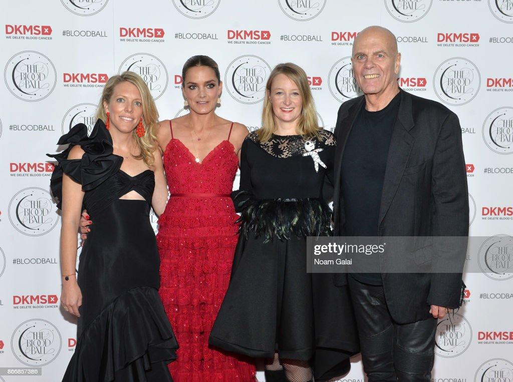 The DKMS Blood Ball 2017 - Arrivals