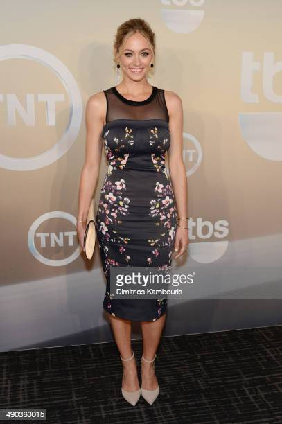 Elizabeth Masucci attends the TBS / TNT Upfront 2014 at The Theater at Madison Square Garden on May 14 2014 in New York City 24674_002_0307JPG