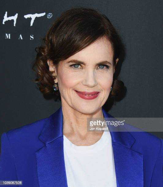 "Elizabeth McGovern attends the 2018 LA Film Festival - ""The Chaperone"" Premiere at ArcLight Culver City on September 23, 2018 in Culver City,..."