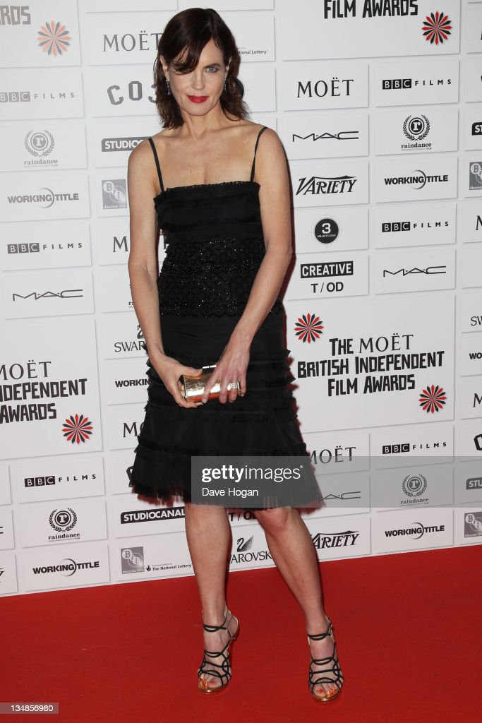 The Moet British Independent Film Awards 2011 - Inside Arrivals