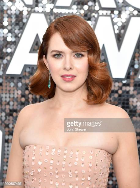 Elizabeth McLaughlin attends the 26th Annual Screen Actors Guild Awards at The Shrine Auditorium on January 19 2020 in Los Angeles California