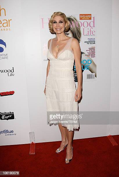 Elizabeth Mitchell arrives to the 7th annual Hollywood Life Breakthrough of the Year Awards at the Music Box at the Fonda on December 9 2007 in...