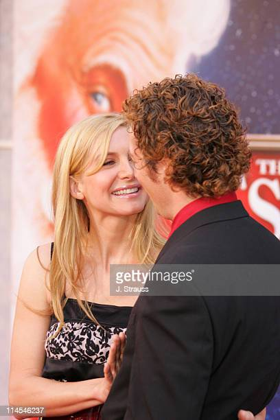 Elizabeth Mitchell during The Santa Clause 3 The Escape Clause Los Angeles Premiere Arrivals at El Capitan in Hollywood California United States