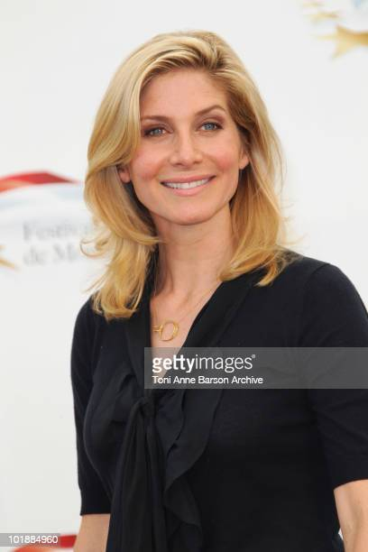 08 08 Elizabeth Mitchell poses during Day 3 of the 50th Monte Carlo TV Festival at the Grimaldi Forum on June 8 2010 in MonteCarlo Monaco