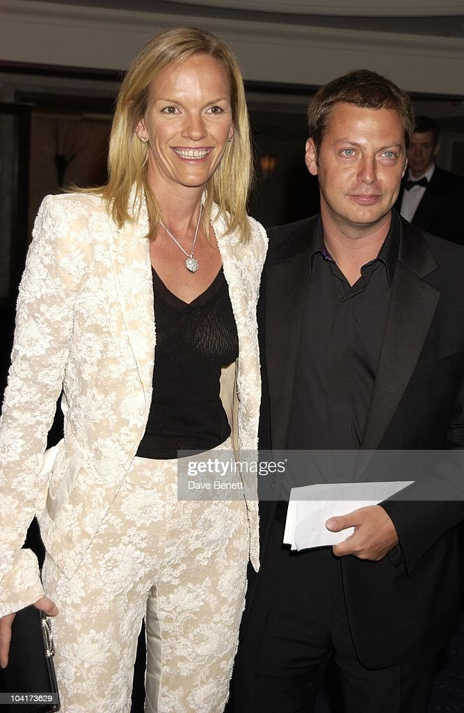 Elizabeth Murdoch & Husband Matthew Freud, The Orange British Academy Film Awards (bafta) 2002 After Party, At The Odeon, Leicester Square, London
