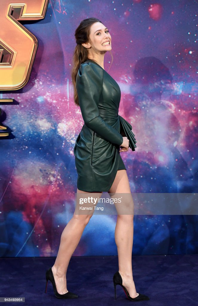 """Avengers Infinity War"" UK Fan Event - Red Carpet Arrivals"