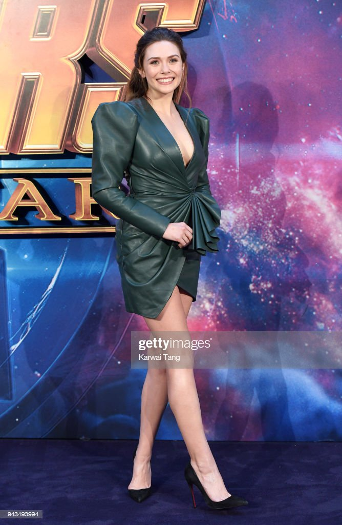 """Avengers Infinity War"" UK Fan Event - Red Carpet Arrivals : News Photo"