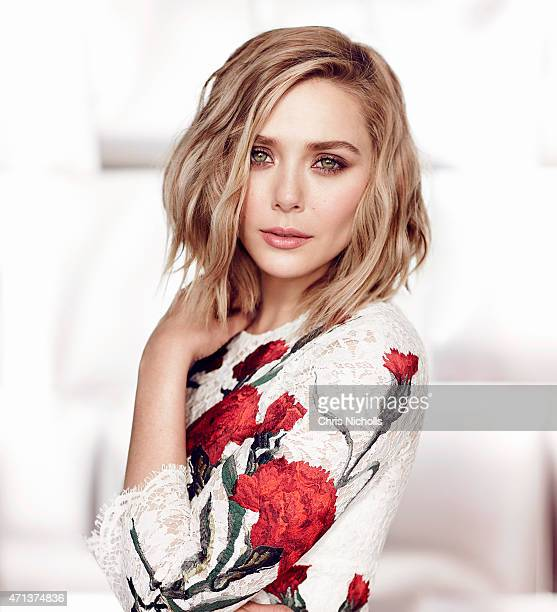 Elizabeth Olsen Fashion May 1 2015