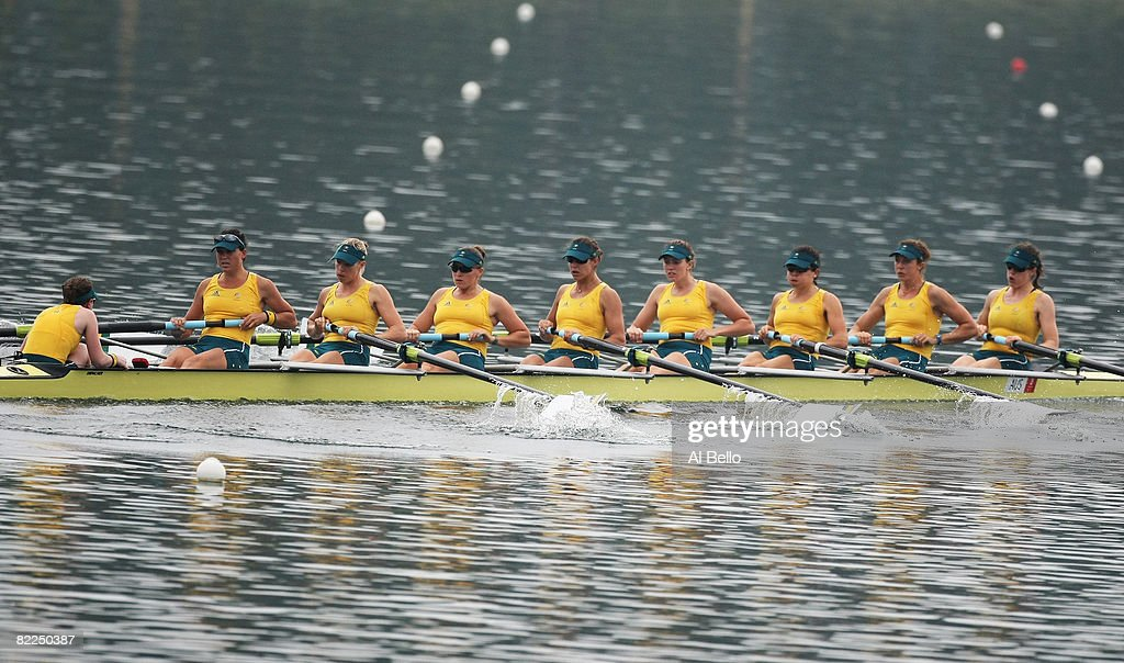 Olympics Day 3 - Rowing : News Photo