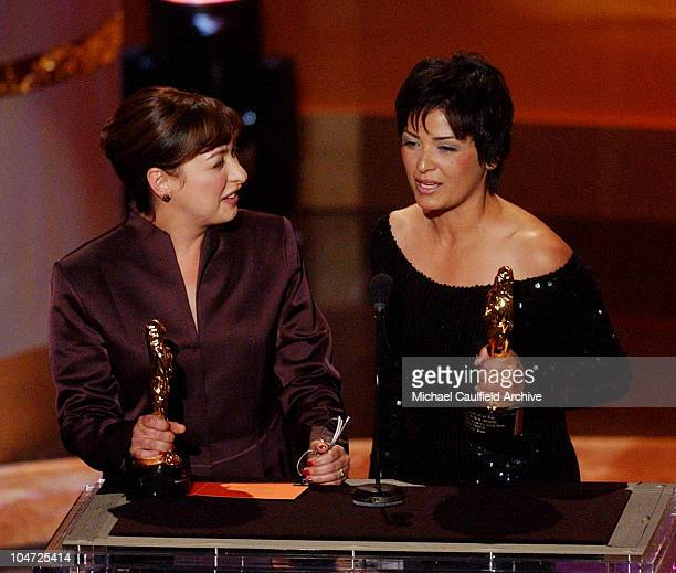 Elizabeth Pena and Elpidia Carrillo tied for Outstanding Supporting Actress in a Motion Picture