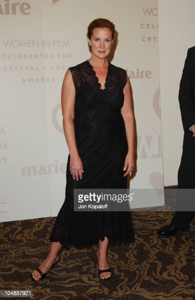 Elizabeth Perkins during 2003 Women In Film Crystal Lucy Awards at Century Plaza Hotel in Century City California United States