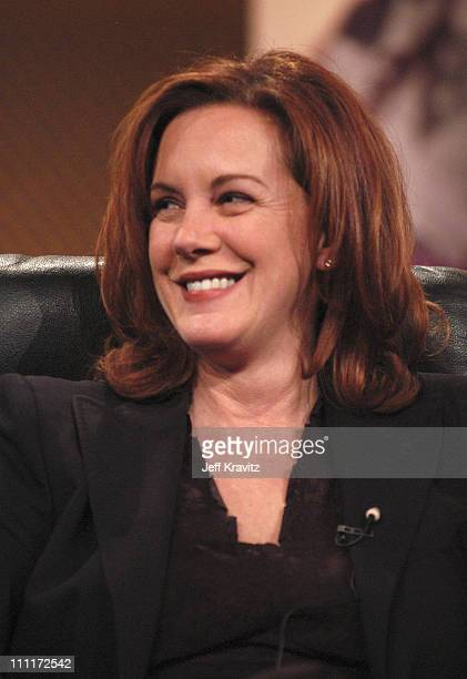 Elizabeth Perkins of 'Weeds'' during Showtime TCA Day at Universal Hilton in Los Angeles California United States