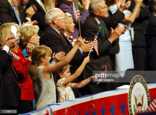 Elizabeth Perry Lynne Cheney Kate Perry Elizabeth Perry and Vice President Dick Cheney